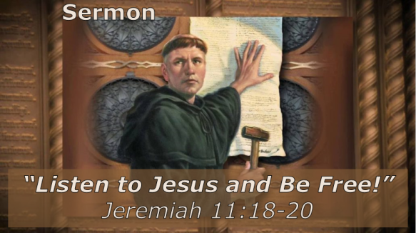 10.28.18 sermon