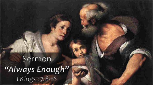 11.11.18 Sermon