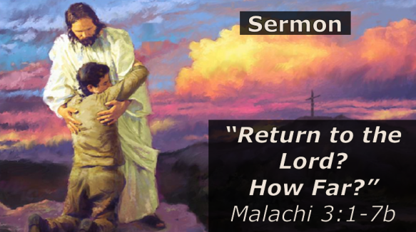 12.9.18 Sermon