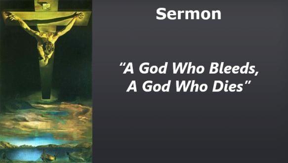 4.19.19 Sermon