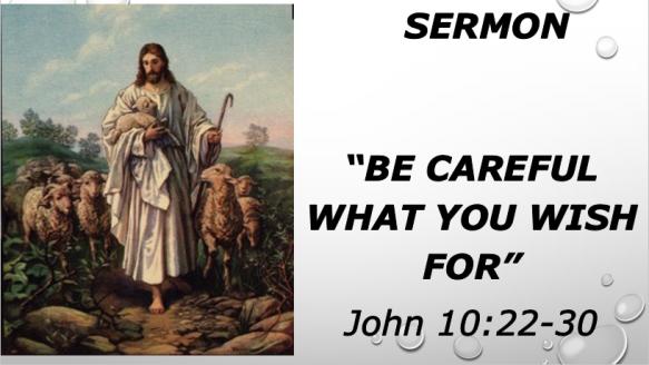 5.12.19 Sermon