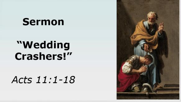 5.19.19 Sermon