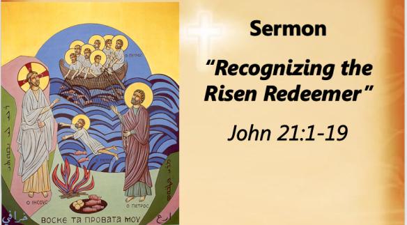 5.5.19 Sermon