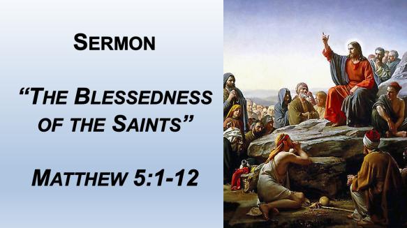 11.03.19 Sermon