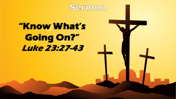 11.24.19 Sermon