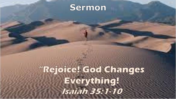 12.15.19 Sermon