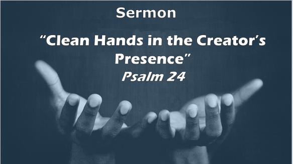 12.22.19 Sermon