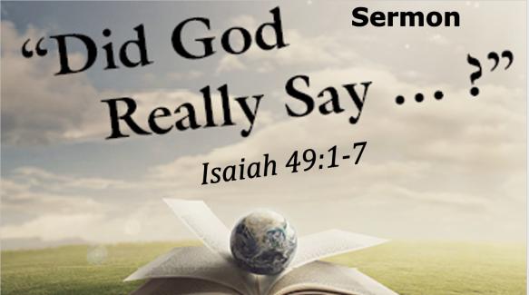 01.19.20 Sermon