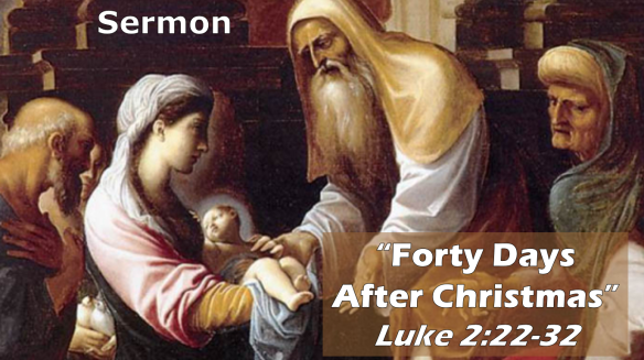 02.02.20 Sermon