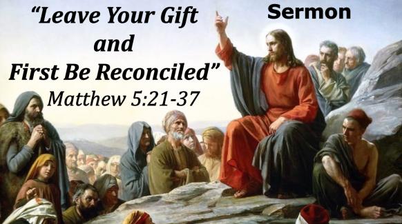 2.16.20 Sermon